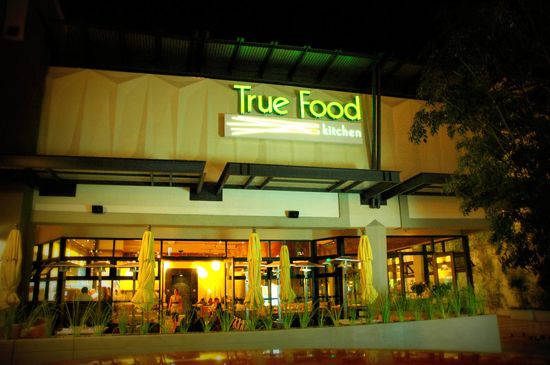 The restaurant, opened on Oct. 27, 2008, is in the Biltmore Fashion Park at 2502 E. Camelback Rd., Phoenix, Ariz.