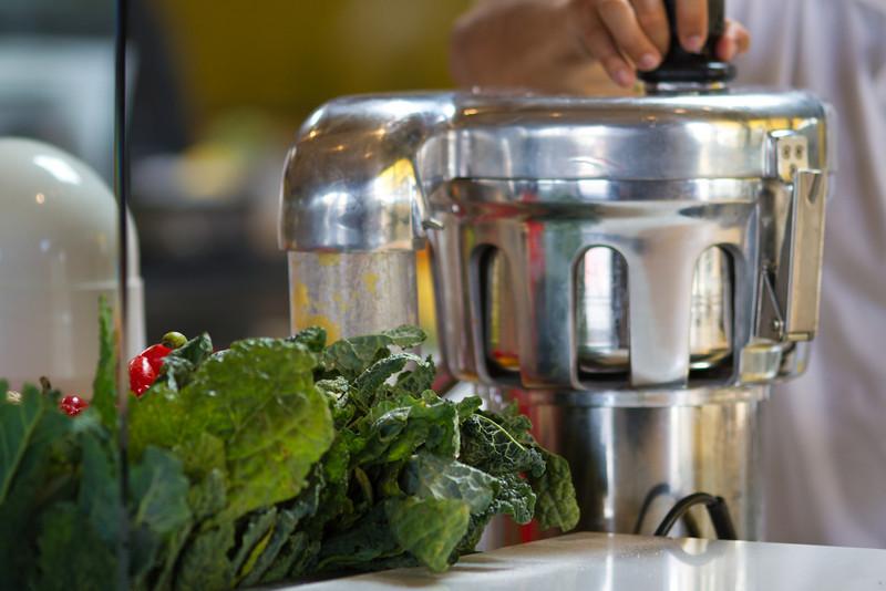 Vibrant Lacinato Kale