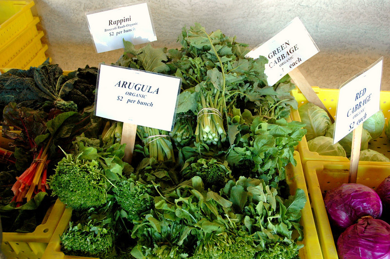Leafy greens like arugula, kale and cabbage are among the healthiest additions you can make to your diet.