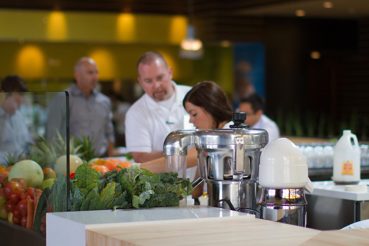 Staff Newport True Food Kitchen Drweil