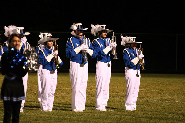 MSBOA Competition Truman Marching Band ©Pamela Stover
