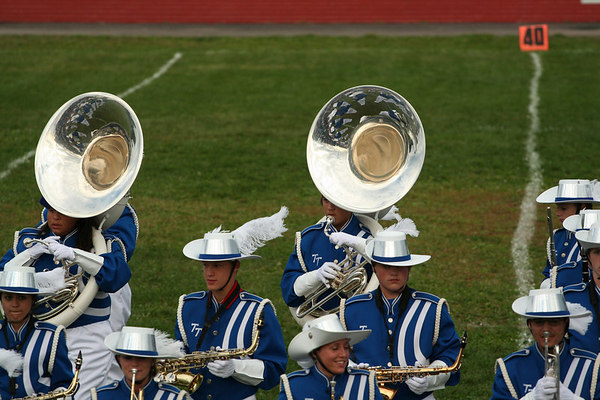 TNT Marching Band <br /> © Pamela Stover<br /> Exposed Images Photography