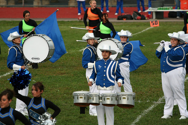 TNT Marching Band <br /> © Pamela Stover<br /> Exposed Images Photography<br />   2006 Band Camp