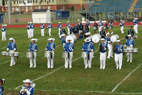 Truman Marching Band <br /> © Pamela Stover<br /> Exposed Images Photography