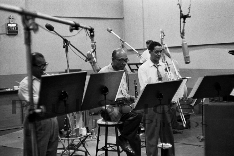 Louis Armstrong recording sessions 17