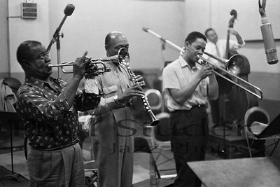 Louis Armstrong recording sessions 08