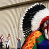 Donald Trump Rally at Atlantic Aviation air hangar on Sunday Oct. 30, 2016. Photo by Luke E. Montavon/For The New Mexican