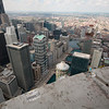On 77th floor, looking west.  Photo by Jim Horton