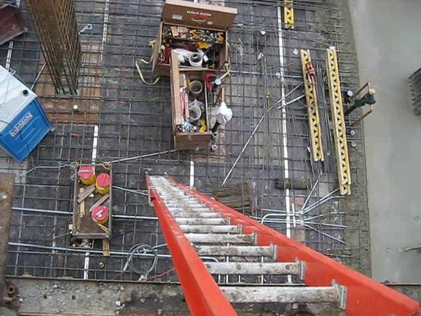 Video of pump platform