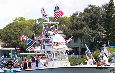 What looked like thousands of boats gathered at Clearwater Beach and navigated the Intracoastal Waterways to the Tom Stewart Causeway bridge in Madeira Beach where representatives from The Guinness World Book of Records were counting the participating boats in the Trump Flotilla.   This was truely  a wonderful and Historic event to honor our President of the United States, Donald J Trump.  Photos by: Joe Mestas www.joemestas.com email: onthegulf@gmail.com
