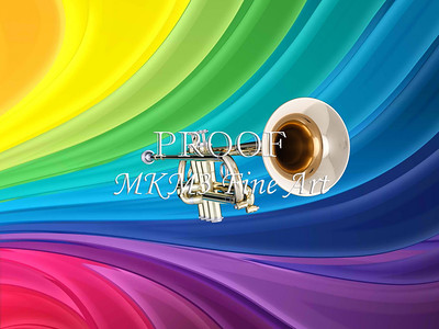 Trumpet in Color 111 .2063