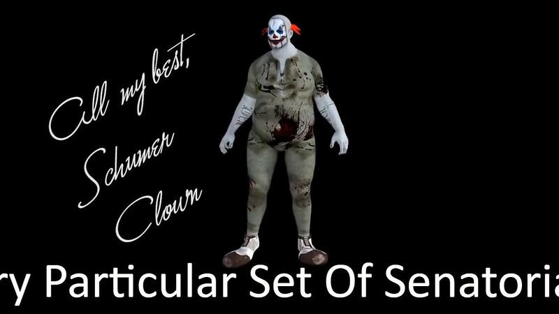 #SchumerClown Don't Play That
