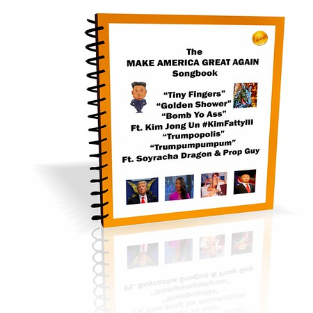 The MAKE AMERICA GREAT AGAIN Songbook - Hear Them All http://Trumpopolis.TV