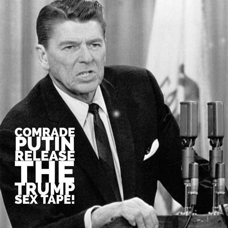 Comrade Putin--Release The Trump Sex Tape!