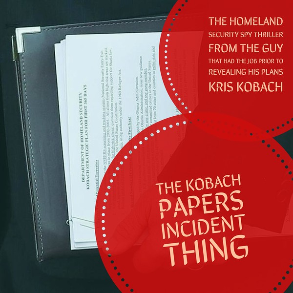 Trumpopolis Times—The Kobach Papers Incident Thing