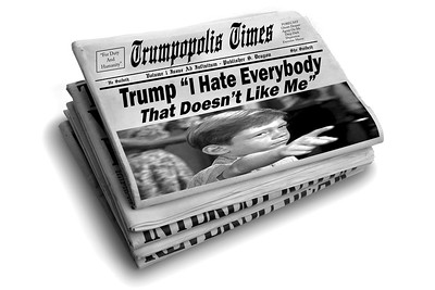 """President Anthony - """"I Hate Everybody That Doesn't Like Me"""""""