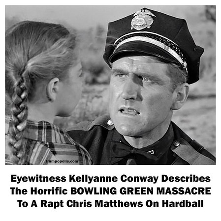 Kellyanne's Excellent Adventure