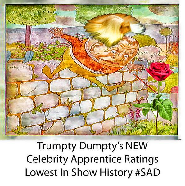Trumpty Dumpty Had A Great Ratings Fail Fall