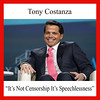"""It's Not Censorship It's Speechlessness"" Tony Costanza"