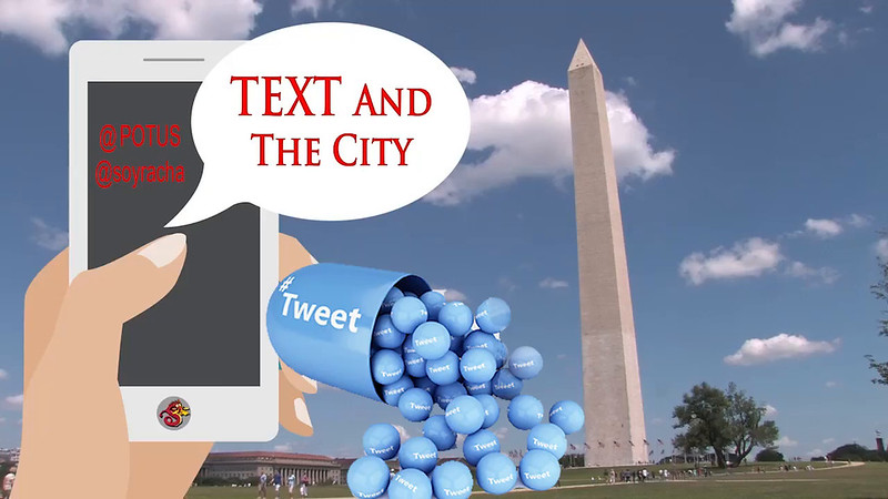 Text And The City - Episode One - Dictator Lessons