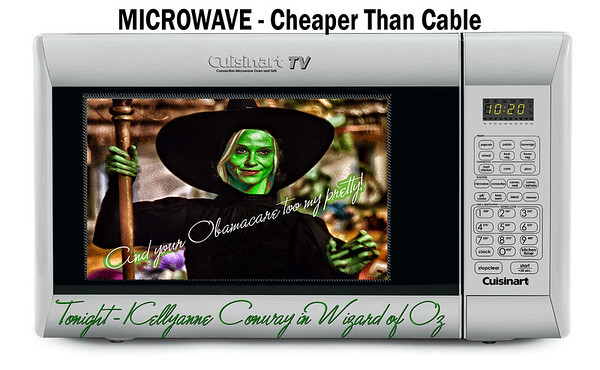Microwave - Cheaper Spying Than Cable