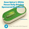 Sean Spicer's White House Daily Briefing Sponsored By Depend