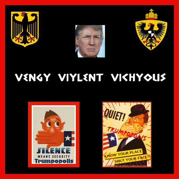 Vidi Veni Vici Vengy Viylent Vichyous