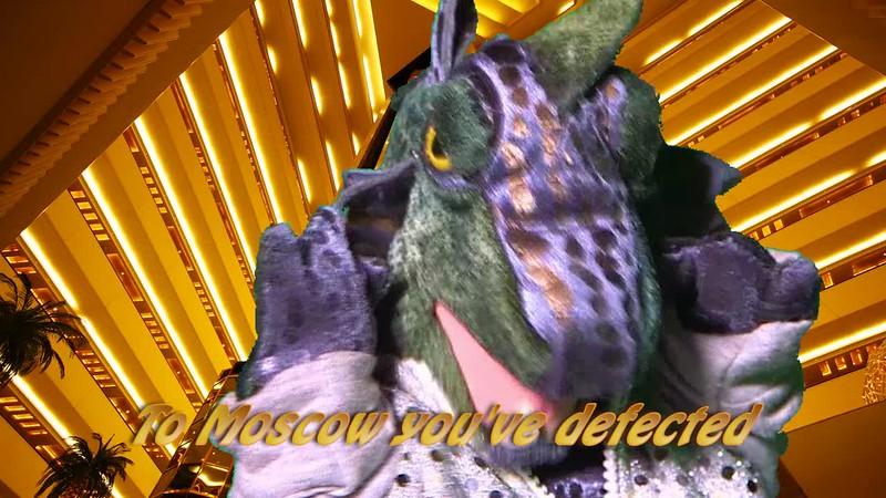 KING TRUMP - Soyracha Dragon