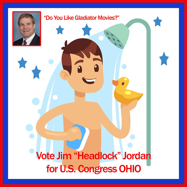 Wh@t's Up With #Showers & #Trump #Jordan #Hastert