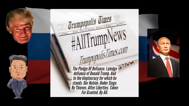 TrumpopolisTimes.com  #AllTrumpNews #SUBSCRIBE #RussiaRussiaRussia Get It? Like #MarshaMarshaMarsha On The Brady Bunch... It's Funny