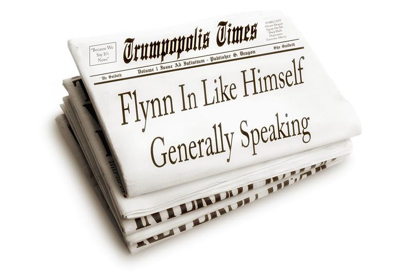 Flynn In LIke Himself Generally Speaking