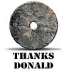 #ThanksDonald