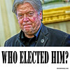 Who Elected HIM?