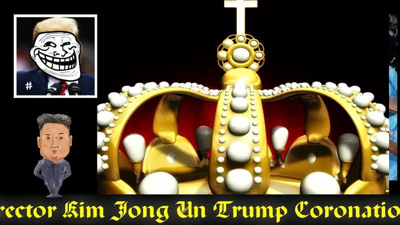 #KimFattyIII To Produce/Direct 2017 #PresidentHashtag Trump Coronation