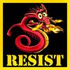 #RESIST #ResistDragon