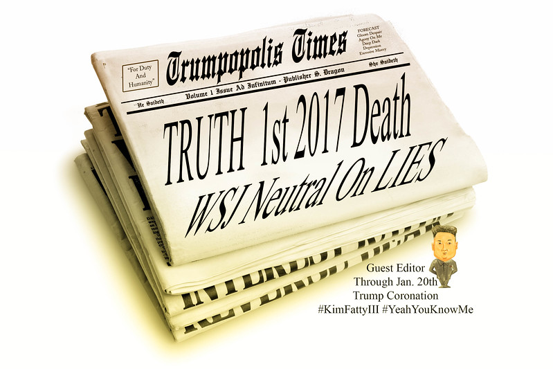 #Truth 1st 2017 Death