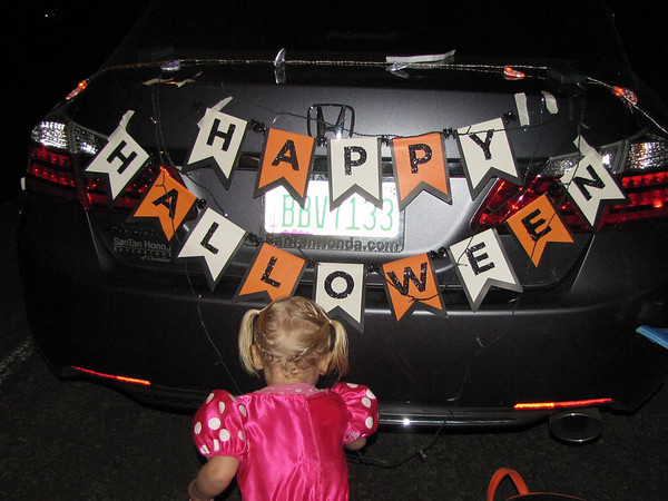 Trunk or Treat?