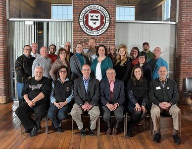 Alumni Association Board of Directors Meeting 3-18-17