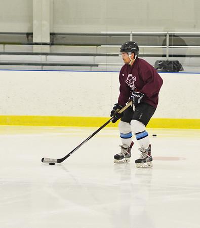 Alumni Hockey Game 11-4-17