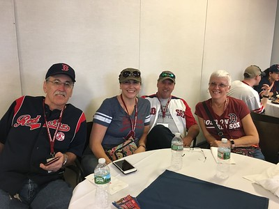 Alumni Red Sox Outing 7-15-17