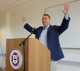 Alumni Speaker Series - Jon Slavin '92 10-19-17