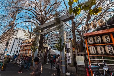 Namiyoke-Inari Shrine