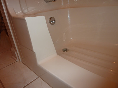 Acrylic Fiberglass Conversion, Custom Built, plus Grab Bars ...