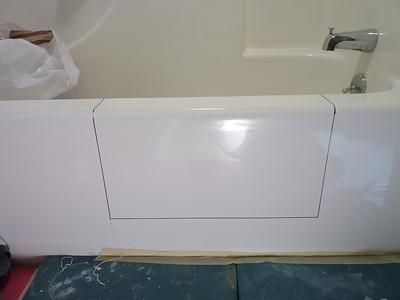 Another Fiberglass Gel Coat Conversion, Custom Built, in Gallitizin, PA