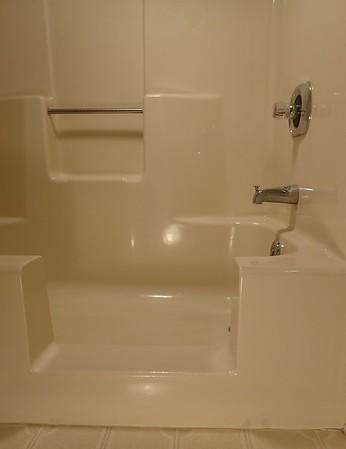 FiberGlass GelCoat Conversion to a Shower Altoona, PA