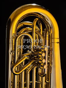 Tuba Mujsic Insdtrument In Color 128.2060