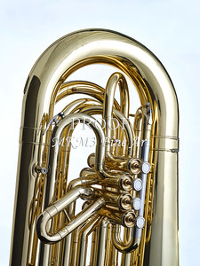 Tuba Mujsic Insdtrument In Color 122.2060