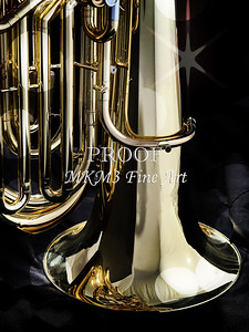 Tuba Mujsic Insdtrument In Color 126.2060