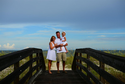 Tubbs Family - St. Geoerge Island 2014