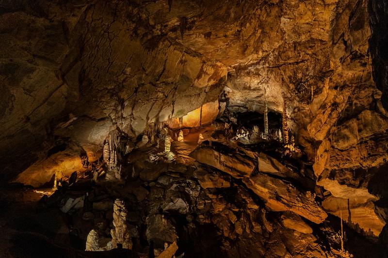 Tuckaleechee Cavern Great Room